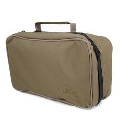 MyXL Karpervissen Tassen voor Buzz Bar Carryall Bagage met Bank Steekt Hengel Pod Beetverklikkers Maat 20x33x10 cm