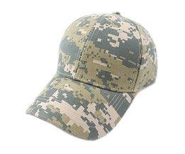 Mannen Vrouwen Verstelbare Militaire Jacht Vissen Hoed Leger Baseball Head Cover Dragen Outdoor Cap Populaire Trend Hoeden