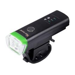 MyXL WEST FIETSEN Fietsen Intelligente Licht Gevoelige Licht USB Oplaadbare Waterdichte Front Lampen Stuur Zaklamp Fietslicht