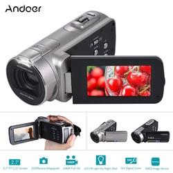 MyXL Andoer HDV-312P Digitale Video Camera 20 M 1080 P Full HD Draagbare Video Camera thuisgebruik Mini DV met 2.7 'TFT Roterende LCD Screen
