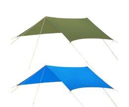 Outdoor Ultralight Zon Onderdak Anti Ultraviolette Straling Strand Tent Waterdicht Luifel Tent Camping Sunshelter