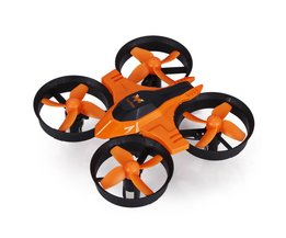 FuriBee F36 Mini UFO Quadcopter Drone 2.4G 4CH 6-Axis Headless Modus Afstandsbediening Speelgoed Nano RC Helicopter RTF Mode2