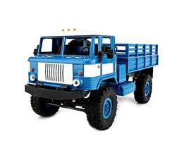 DIY Afstandsbediening Auto 1:16 RC Klimmen Militaire Truck 4WD Off-Road RC Auto Off-Road Racing Auto Voertuigen Geschenken Speelgoed voor Kids