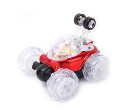 aankomst Kinderen Speelgoed RC Cars Dump Stunt Auto Afstandbediening Elektrische Auto Speelgoed Met Licht En Musics Voor Kinderen