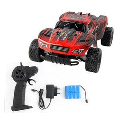 MyXL 1/20 Elektrische Speelgoed Afstandsbediening AutoJongens RC Auto 2.4G Shaft Drive Truck Snelheid 20 KM Controle Remoto Drift Auto inc batterij