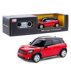 MyXL Meisjes Speelgoed Afstandsbediening Auto Elektrische RC Auto 1:24 Radio Controlled Speelgoed Jongens Cadeaus Speelgoed Mini Cooper S Countryman 71700