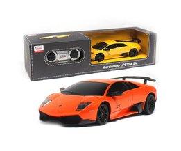 Licensed 1:24 Afstandsbediening Auto Radio Control Speelgoed RC Auto Speelgoed Voor Kinderen Jongens MeisjesMurcielago LP670-4 SV 39000