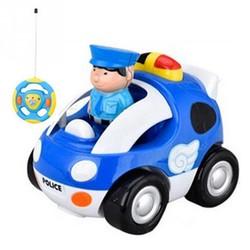 MyXL 11*13*10 cm ABS + Elektronische component MINI Cartoon RC Race auto Baby Auto Radio Control Muziek speelgoed Voor Kinderen