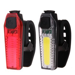 MyXL Fietslicht Fiets Waterdichte Fietsen Achterlicht Super Licht Met USB Oplaadbare Veiligheid Night Riding Veiligheid Achter Waarschuwingslampje