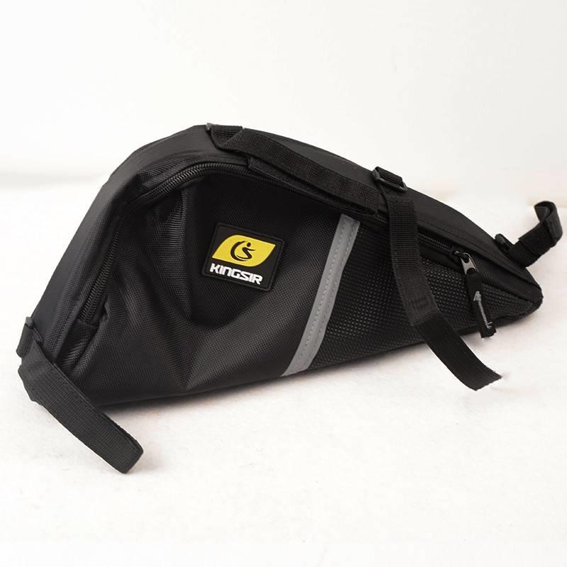 80bc04ea919 MyXL KingsirWaterdichte Fietsen Voor Driehoek Tas Weg Mountainbike Fiets  Voor Tube Frame Bag Telefoon Pouch Case