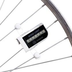 MyXL Deemount 14 RGB Kleurrijke LEDs Fiets Accessoires Bycicle Band Licht Mtb Mountainbike LED Wheel Spoke Light 30 Patronen