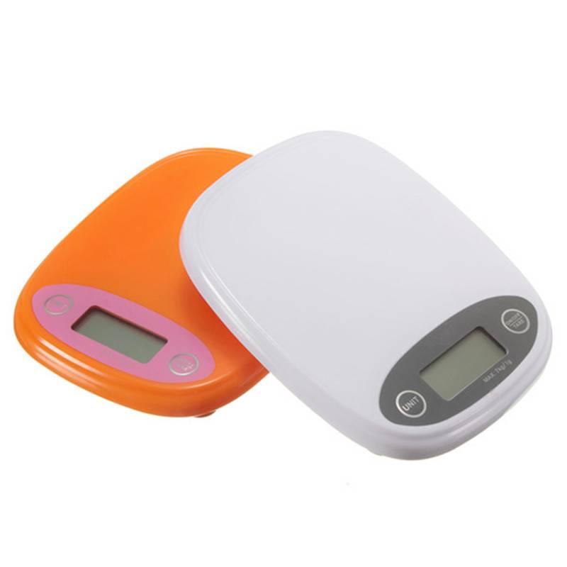 7 kg-1g Digitale LCD Keuken Voedsel Dieet Postal Schaal Gewicht Balance Gram Backlight Huishoudelijk