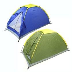 MyXL Waterdichte Twee Persoon Tent Outdoor Camping Tent Strand Tent Kit Enkele Laag Vissen Tent met Draagtas voor Wandelen Reizen