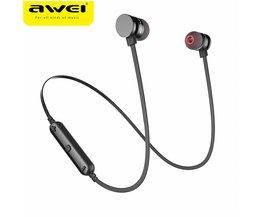 AWEI T11 Draadloze Hoofdtelefoon Bluetooth Headset Oortelefoon Fone de ouvido Sport Muziek V4.2 Auriculares Bluetooth Casque