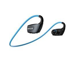 Mpow MBH30 Antilopen Draadloze Bluetooth 4.1 Hoofdtelefoon headset Ruisonderdrukking Stereo Sport Running Oorhaak Oortelefoon met Microfoon