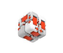 Originele Xiaomi Mitu Cube Spinner Vinger Bakstenen Intelligentie Smart Vinger Speelgoed Draagbare Voor xiaomi smart home Kid Kerstcadeau