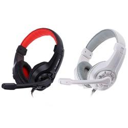 MyXL MESUVIDA Gaming Hoofdtelefoon met Microfoon 3.5 MM jack Stereo Heavy Bass Headset oortelefoon voor Laptop Computer PC game Lupuss G1