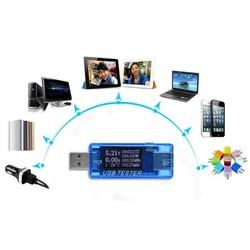 MyXL 7 in 1 USB tester DC Digitale voltmeter amperimetro voltagecurrent meter ampèremeter detector power bank lader indicator