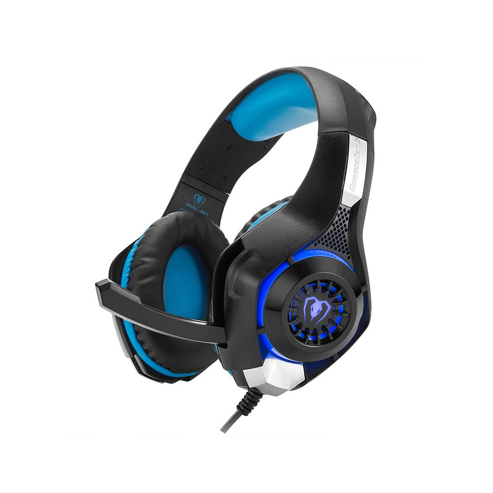 Beexcellent GM-1 Gaming Hoofdtelefoon met Microfoon LED Light Stereo Game Headset 3.5 MM Bedrade USB