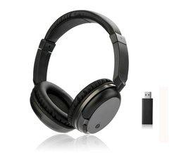 TV 2.4G Draadloze Headset Oplaadbare Multifunctionele Stereo-Hoofdtelefoon Ecouteur voor TV PC Pad Telefoons MP3 Kerstcadeau