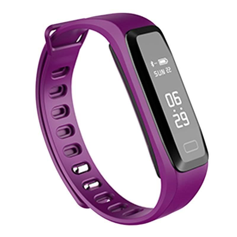 SCOMAS G15 Bluetooth 4.0 Smart Armband Hartslagmeter Bloeddruk polsband Stappenteller Activiteiten F