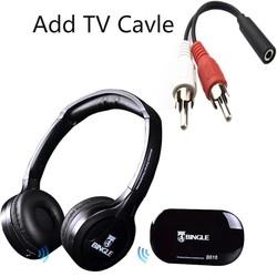 MyXL Bingle B616 Draadloze FM Radio Headset Multifunctionele Stereo Microfoon FM Met Mic PC Telefoon Oortelefoon draadloze hoofdtelefoon voor TV