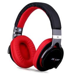 MyXL IJVERAAR B5 Draadloze Stereo Oortelefoon Hoofdtelefoon met Mic Bluetooth4.0 Headset Over Ear Hoofdtelefoon met Micro-SD Slot