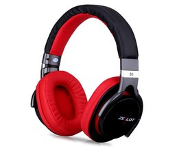 IJVERAAR B5 Draadloze Stereo Oortelefoon Hoofdtelefoon met Mic Bluetooth4.0 Headset Over Ear Hoofdtelefoon met Micro-SD Slot