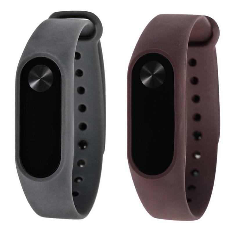 Soft TPU Originele Silicon Polsband Polsband Armband Vervanging Voor XIAOMI MI Band 2H0T0