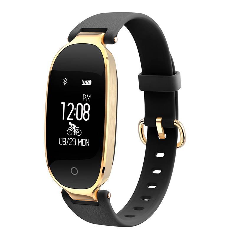 Femperna S3 Polsbandjes Smart Armband Stappenteller Fitness Tracker Smart Band Hartslagmeter IP67 Wa