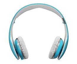 Ausdom M07 Originele Draadloze Bluetooth Hoofdtelefoon Stereo handsfree Sport Oortelefoon voor IOS Telefoon Pad Samsung Headset