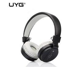 UYG TM-024 headset draadloze bluetooth hoofdtelefoon Hurrican Serie bluetooth stereo hoofdtelefoon met microfoon voor smart telefoon