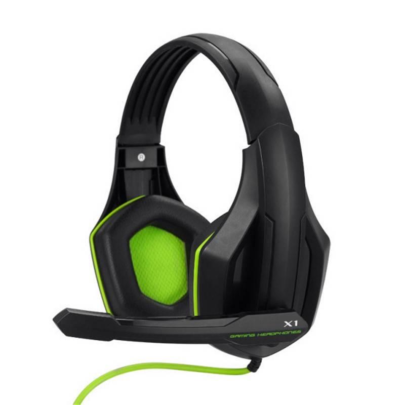 Top Game Hoofdtelefoon Professionele Headset Super Bass Over-ear Gaming met Microfoon Stereo Hoofdte