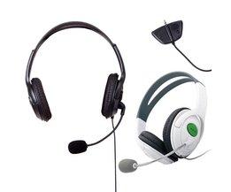 Professionele Bedrade Gamer Hoofdtelefoon Stereo Video Game Headset Oortelefoon 3.5mm AUX Gaming Hoofdtelefoon met Microfoon voor XBOX 360