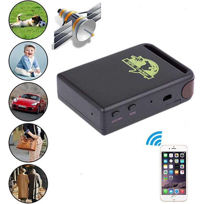 MyXL gps tracker mini met USB