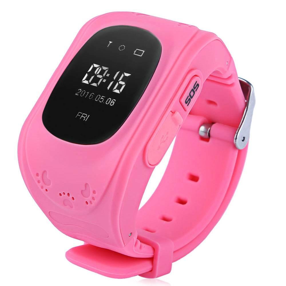 Kinder GPS Horloge met GPS