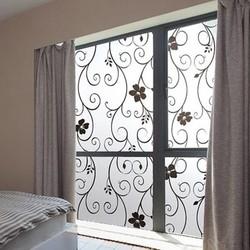 MyXL Home Fensterdekoration mit Blumen