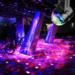 Sound Activated Roterende Disco Ball Party Verlichting Strobe Light 3 W RGB LED Podium Verlichting Voor Kerst Thuis KTV Xmas bruiloft Tonen
