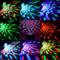 MyXL Sound Activated Roterende Disco Ball Party Verlichting Strobe Light 3 W RGB LED Podium Verlichting Voor Kerst Thuis KTV Xmas bruiloft Tonen