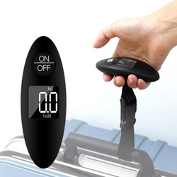 MyXL Hoomall 100g/40 kg Digitale Weegschaal Bagage Schaal LCD DisplayDraagbare Mini Elektronische Pocket Travel Handheld Gewicht balans