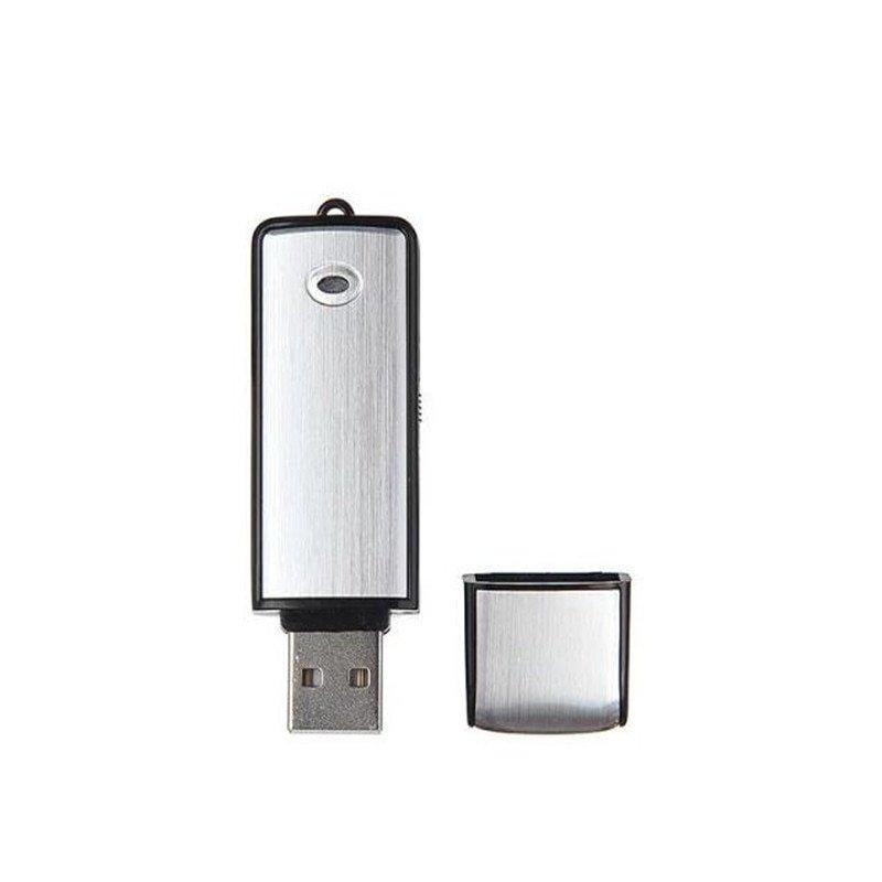 MyXL U-disk Digital Mini Audio Sound Recorder 16 GB Professionele Voice Record Dictafoon USB Recorder Opname Pen 2 Kleuren