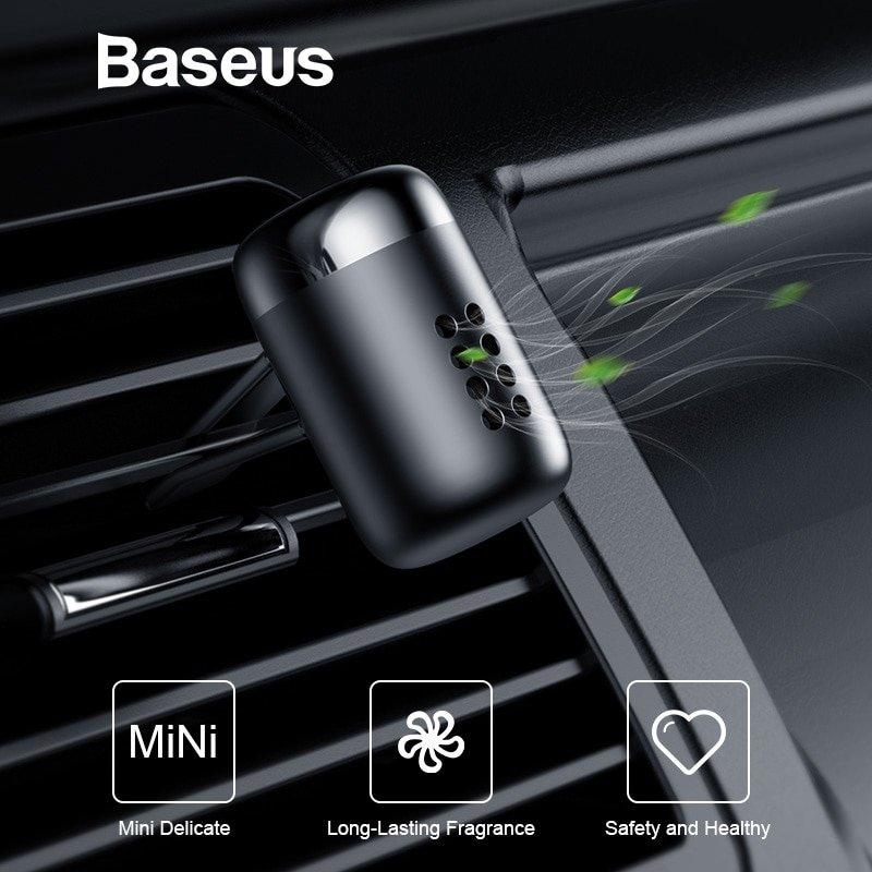 MyXL Baseus Aromatherapie Auto Luchtverfrisser Auto Luchtuitlaat Parfum langdurige Luchtverfrisser Geur Clip Diffuser solide parfum