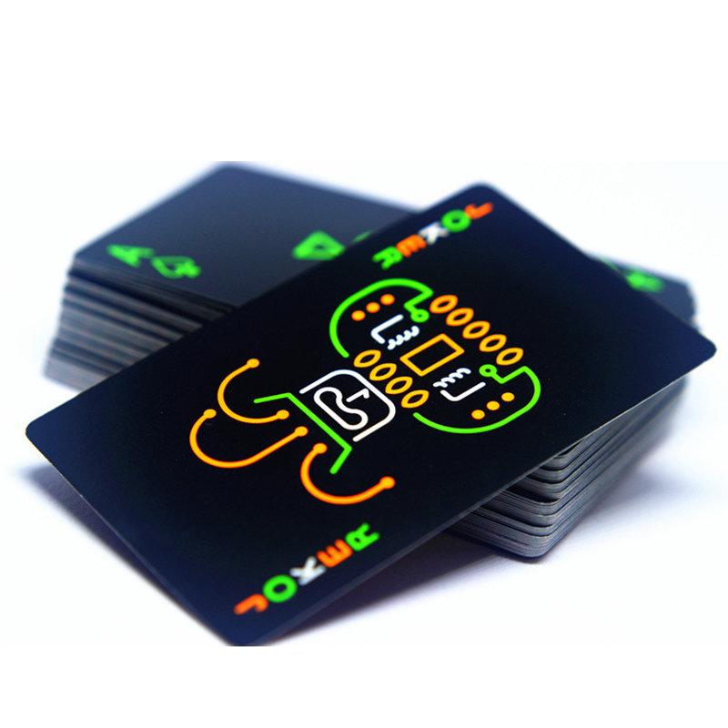MyXL Glow in the Dark Speelkaarten set