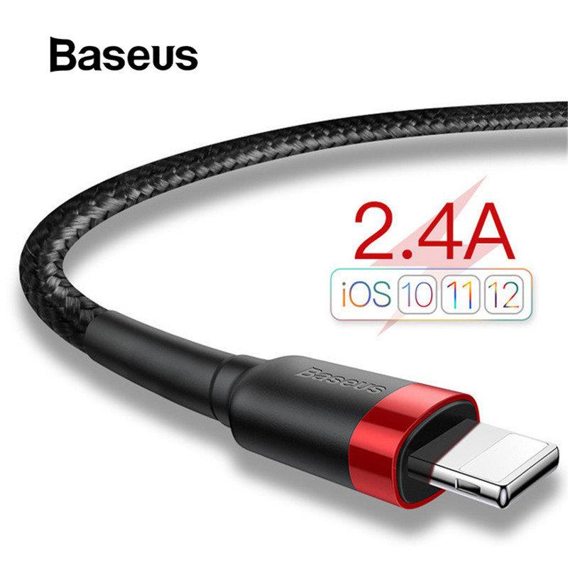 MyXL Baseus Kabel iPhone voor Data en Opladen