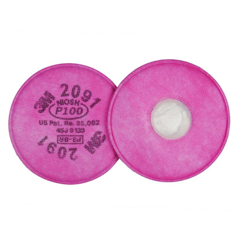 MyXL 3M 2091 Filters voor 3M Gasmaskers