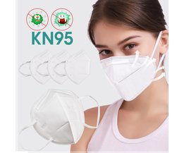 10pcs Mondkapje KN95 Masks Non-woven Anti Dust Mouth Face Cover Safety Protective Earloops Face Mouth mask n95 mask Dustproof Mouth Maska