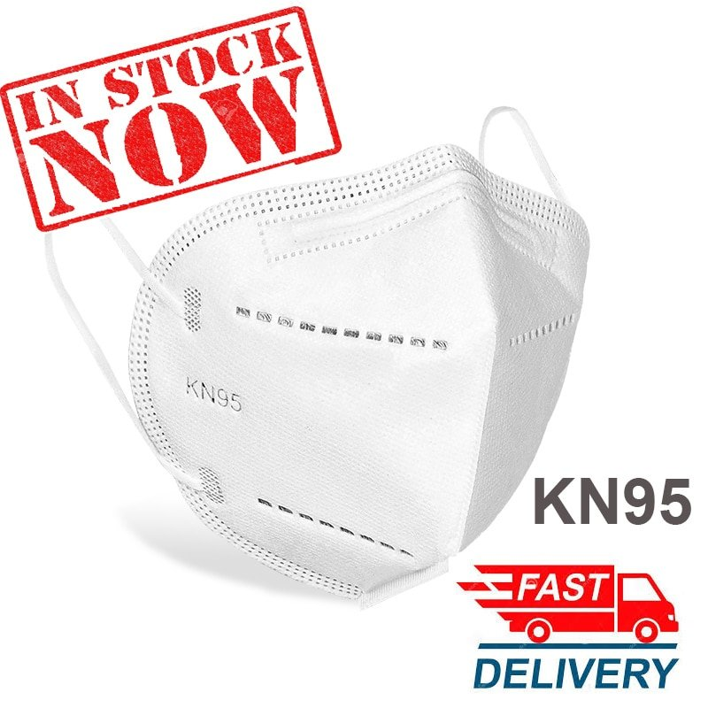 MyXL 5 Pcs Mondkapje KN95 Ce-certificering Beroep KN95 Gezichtsmasker N95 FFP3 Bacteriën Proof Griep Zachte Ademend Gezicht Maskers
