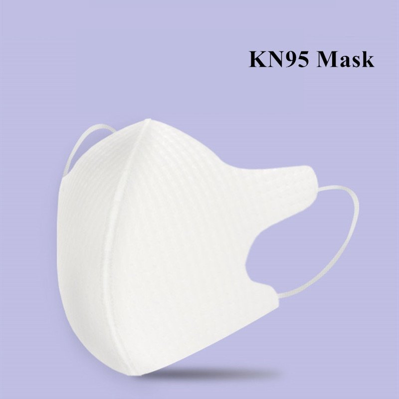 MyXL 5 pcs KN95 Mondkapje Dustproof Anti-fog And Breathable Anti Infection Face Masks 95% Filtration N95 Masks Features as KF94 Dust mask