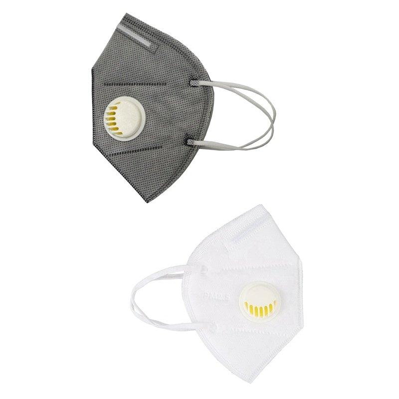 MyXL  5 stuks Mondkapje elektrostatisch filter katoen mondmasker PM2.5 stofdicht N95 klasse deeltjes anti-industrieel stof comfortmasker