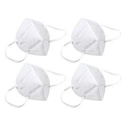 MyXL 4 Pcs Mondkapje KN95 Masker Anti Dust Wegwerp Beschermende Maskers Mond Gezichtsmasker N95 FFP2 Niveau 95% Filtratie Mond Stofkap maskers